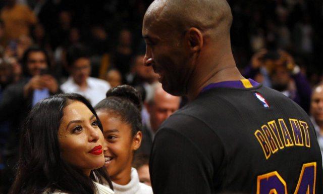 Kobe Bryant's wife 6