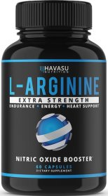 l arginine and l ornithine height increase