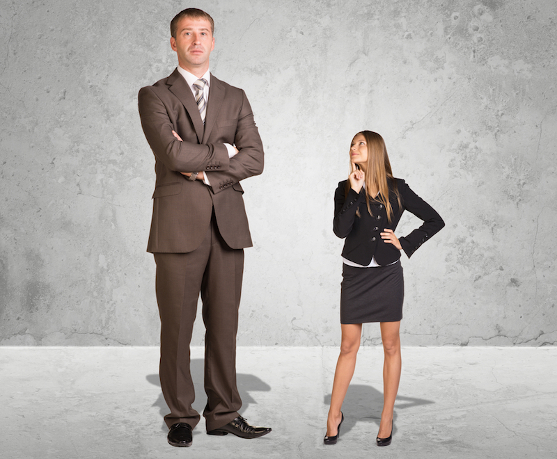 increase confidence by growing taller
