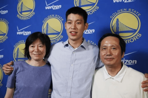 Jeremy Lin Taller Than His Parents