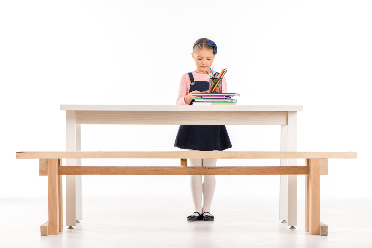 11 year old standing desk