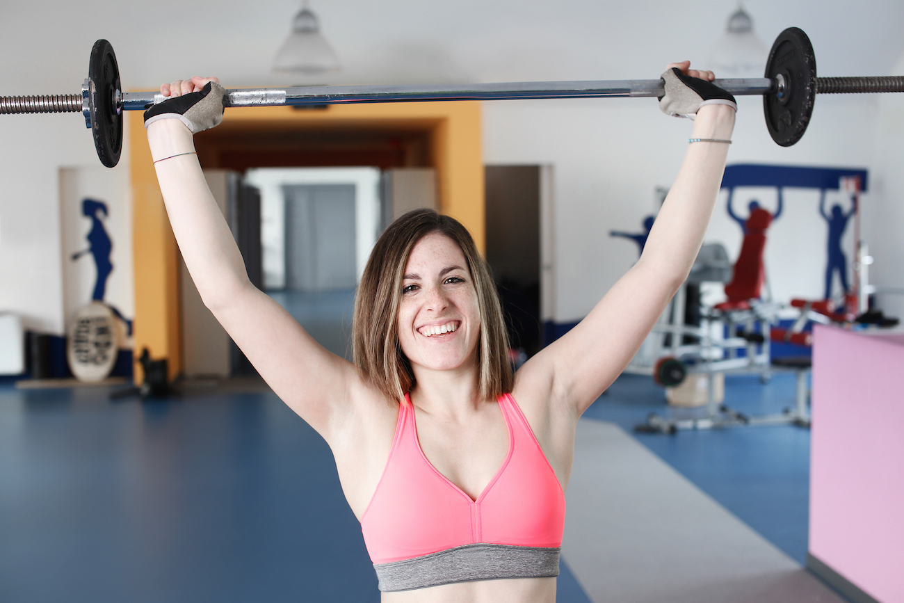 can lifting weights make you shorter