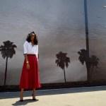 3 Tall Girl Tips: Midi Skirts