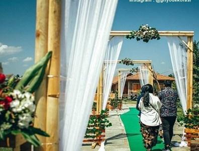 10 Jasa Dekorasi Pernikahan Purworejo – Terbaik