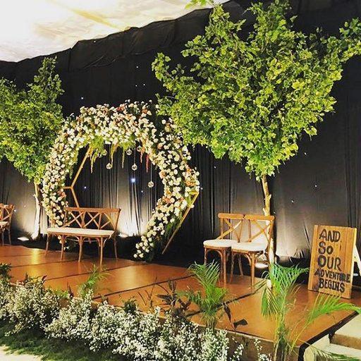 dekorasi pernikahan tuban