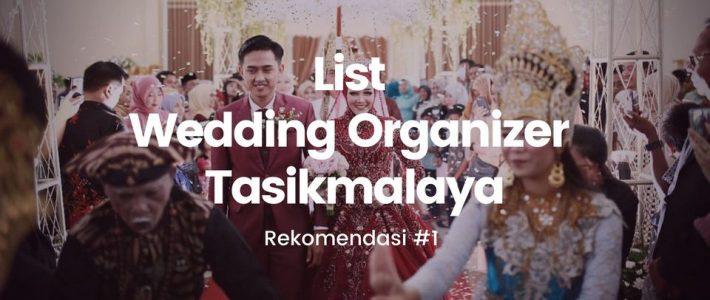 List Wedding Organizer Tasikmalaya
