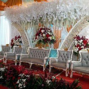 dekorasi pernikahan lampung selatan