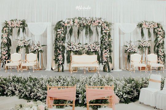 10 Penyedia Dekorasi Pernikahan Sederhana Dan Murah Setiap
