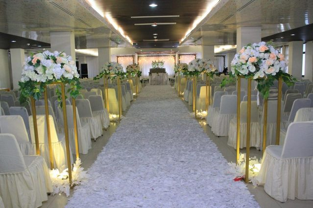Gedung pernikahan binjai