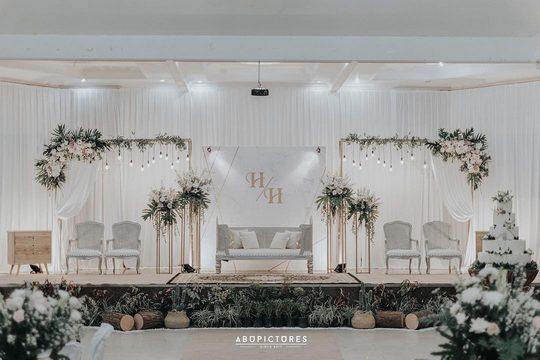 Dekorasi pernikahan palembang