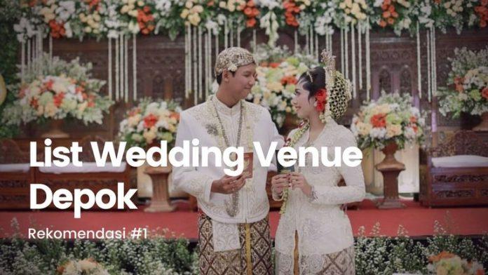 Gedung Pernikahan Depok