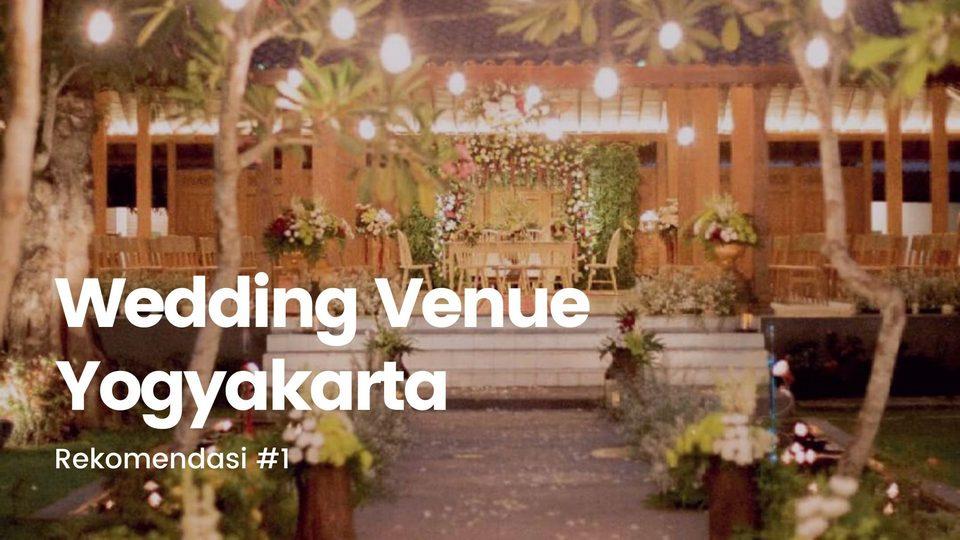 45 Gedung Dan Tempat Pernikahan Terbaik Di Yogyakarta Heikamu Com