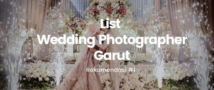Fotografer Pernikahan Garut