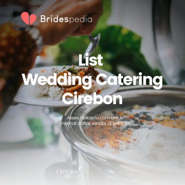 Wedding Catering Cirebon