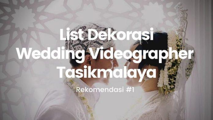 wedding videographer Tasikmalaya