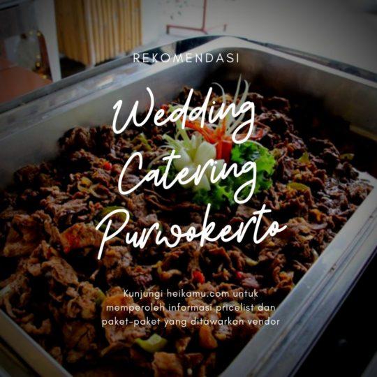 Paket Catering Purwokerto