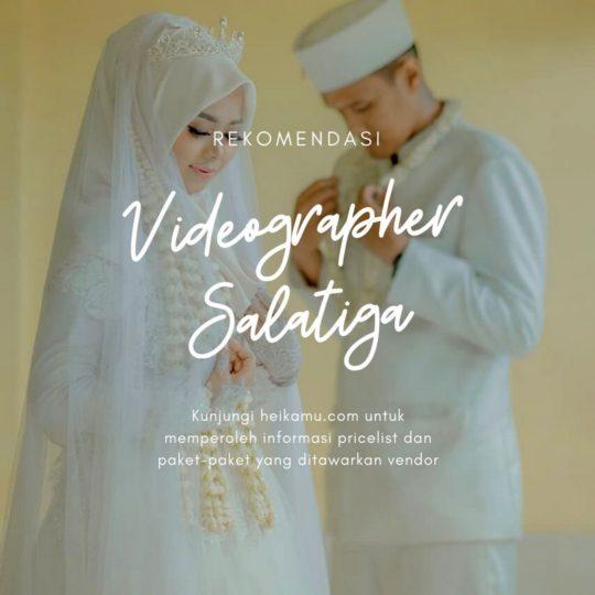Videografer Wedding & Prewedding Salatiga
