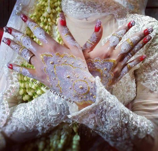 Henna Artist hennapati_nuhaya_