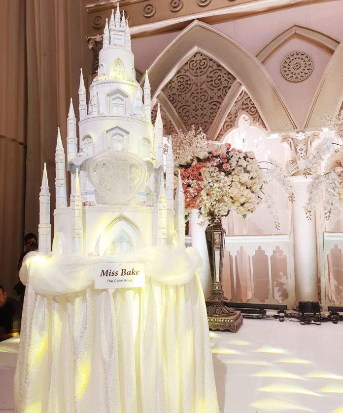wedding cake yogyakarta