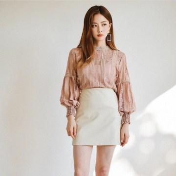 baju kondangan ala korea