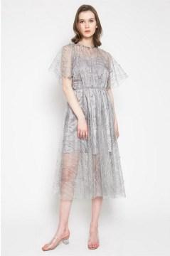 dress pendek untuk kondangan