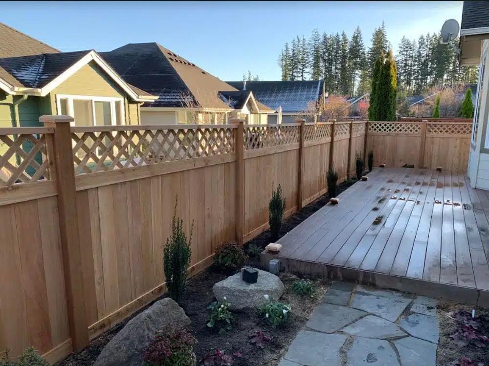 Outdoor Construction Contractor on the Eastside | Heilman Deck & Fence