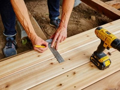 installing a deck bothell