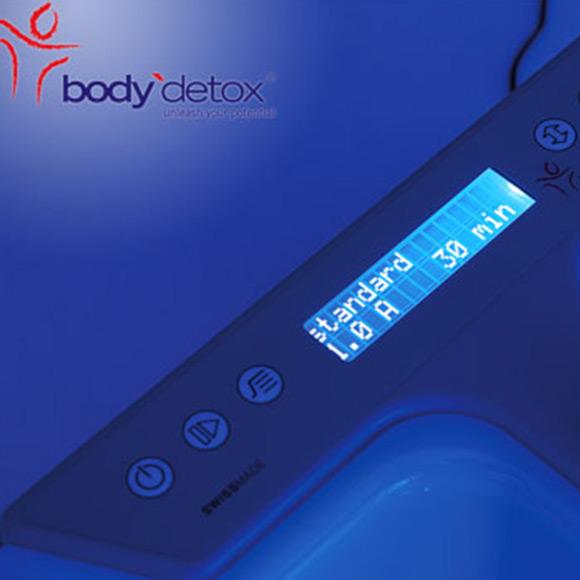 body detox fussbad
