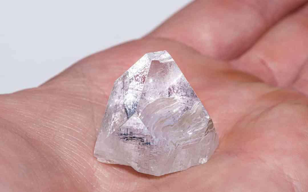 Diamant als Zeichen von großem Wert