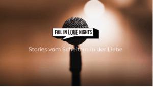 FAIL IN LOVE NIGHTS - Stories vom Scheitern in der Liebe