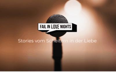 FAIL IN LOVE NIGHTS – Wie Beziehungen gelingen können