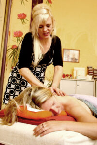 Massage Bremen bei Doris Seedorf