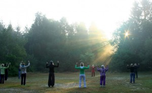 Workshop in Bremen, mit Doris Seedorf: Qigong und Meditation
