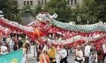 Drachen der Lotusakademie in Nossen