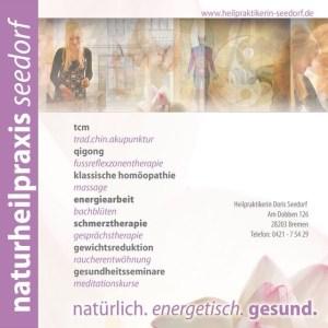 Doris Seedorf Akupunktur und klassische Homöopathie in Bremen