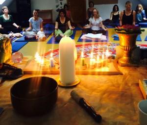 Meditation in Bremen donnerstags Grundstrasse 3, bei heilpraktikerin Doris Seedorf