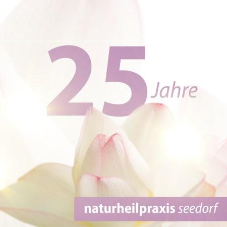 25 Jahre Naturheilpraxis Doris Seedorf