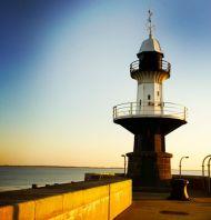 Naturheilpraxis Nina Seifert: der Leuchturm als Symbol für Orientierung