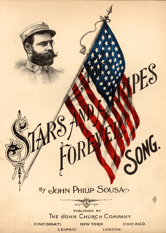 Stars and Strips Forever Music Sheet (2/2)