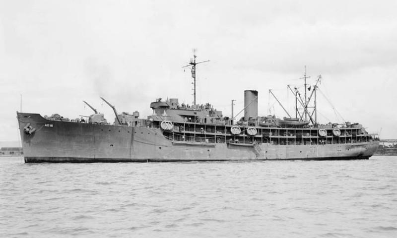 USS Cascade (AD-16)