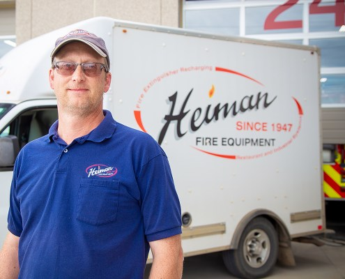 Terry Tinklenberg - Industrial Sales Heiman Fire Equipment