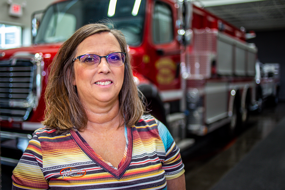 Nebraska Fire Equipment Sales Shellie Rathjen