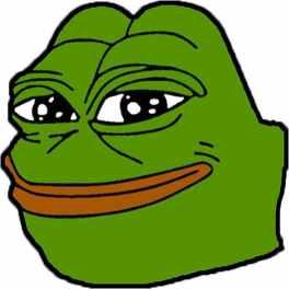 Minijobs präsentiert von Pepe der Frosch