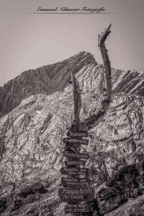 de Alpspitze