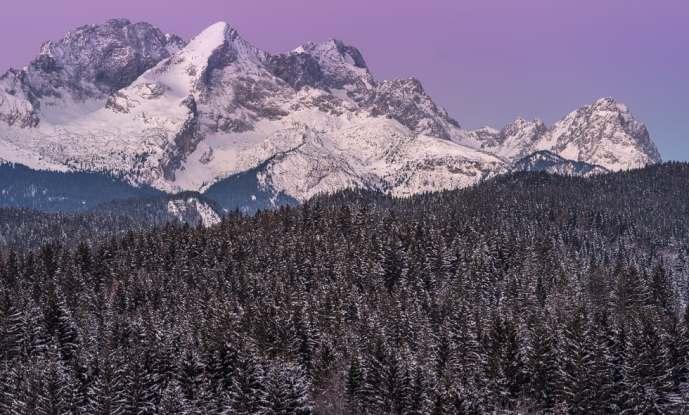Alp- und Zugspitze