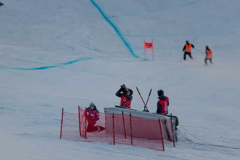 FIS World Cup Ladies Downhill Garmisch-Partenkirchen 2017