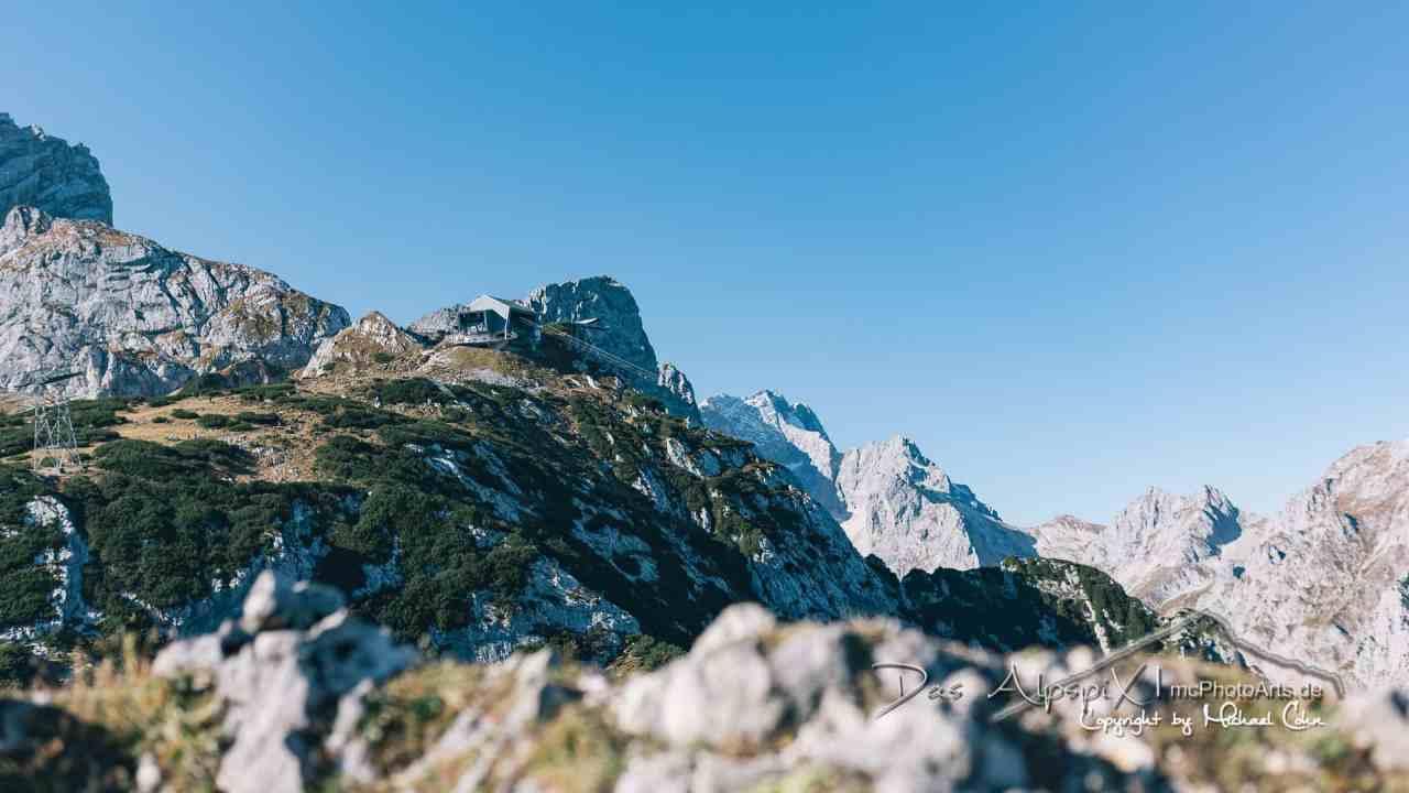 Blick zum Osterfelderkopf