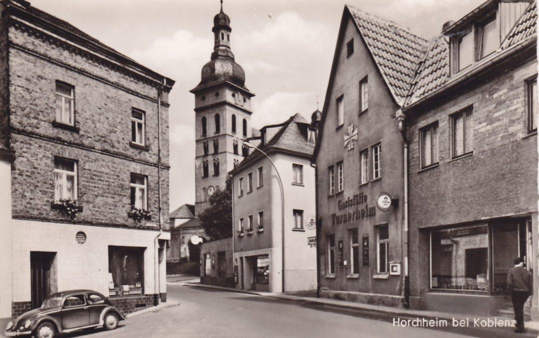 Gaststätte Turnerheim ca. 1970