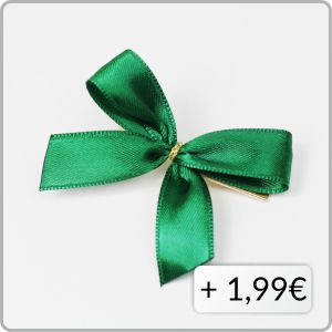 Schleife dunkelgrün