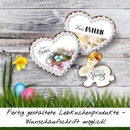 Lebkuchenherz Osterkollektion 1 B